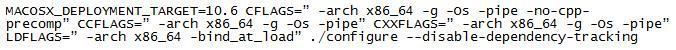 mcrypt install command